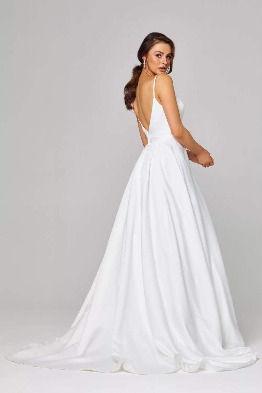 Aurora Wedding Dress by Tania Olsen - Vintage White
