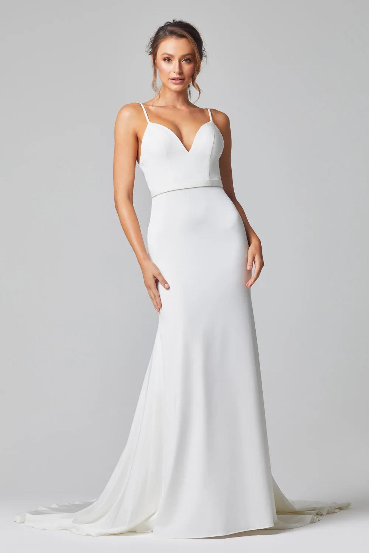 Amara Bridal gown from Tania Olsen