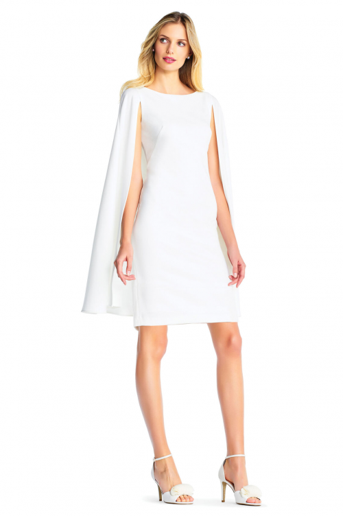 Lila Reception Dress by Adrianna Papell - Ivory